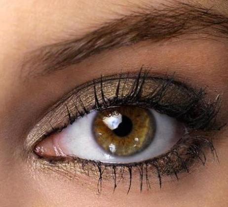 كل ما يخص مكياج العيون ولون المكياج المناسب للون البشرة