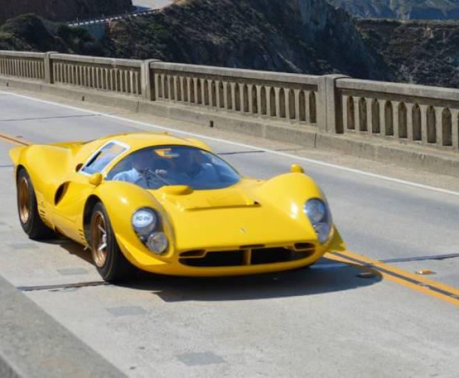 شاهد صور سيارة فيراري 1967 ferrari