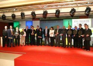 Premios Alimentos de España 20013