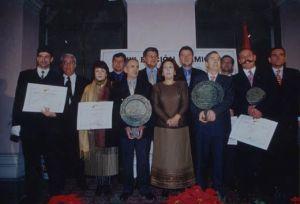 Premios Alimentos de España en 1999