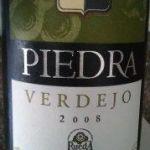 Un Rueda más que interesante: Estancia Piedra 2008 Edición Especial