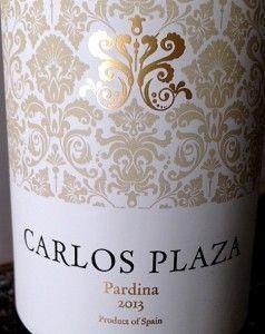 Carlos Plaza pardina 2013