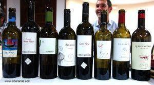 Los vinos de la cata