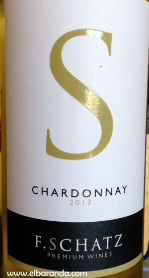 S de Chardonnay 2013