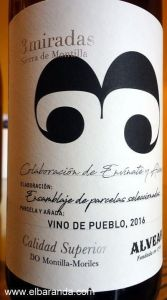 Vino de Pueblo 2016