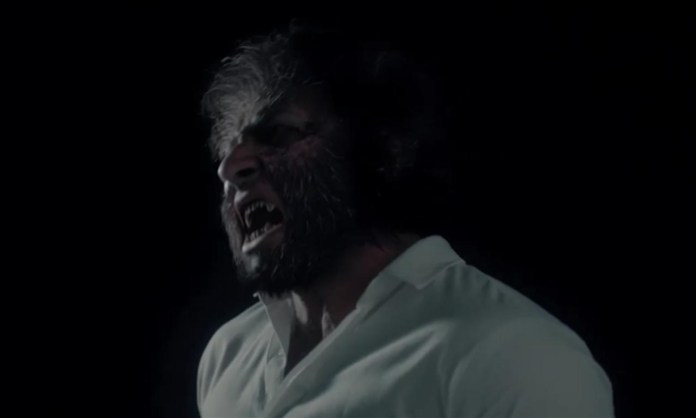 Watch .. How Yasser Jalal turned into a human wolf - terrifying footage!!