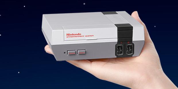 NintendoClassicMiniNES