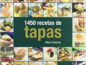 1450 Recetas de Tapas