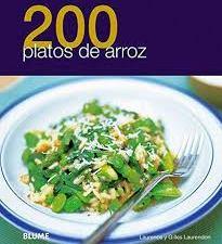 200 recetas platos de arroz