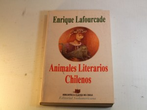 Animales Literarios Chilenos
