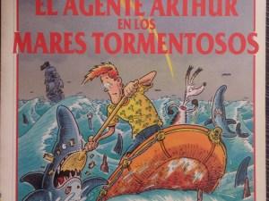 El agente Arthur en los mares tormentosos