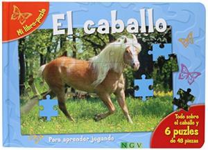 El caballo (libro puzzle)