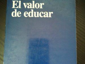 El valor de educar