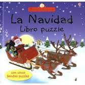 La navidad (libro puzzle)