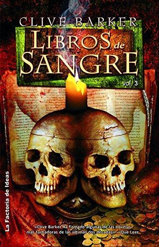 Libros de sangre (vol 3)