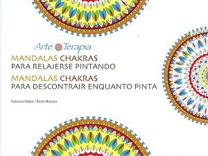 Mandalas Chakras para relajarse pintando