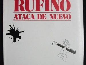 Rufino ataca de nuevo
