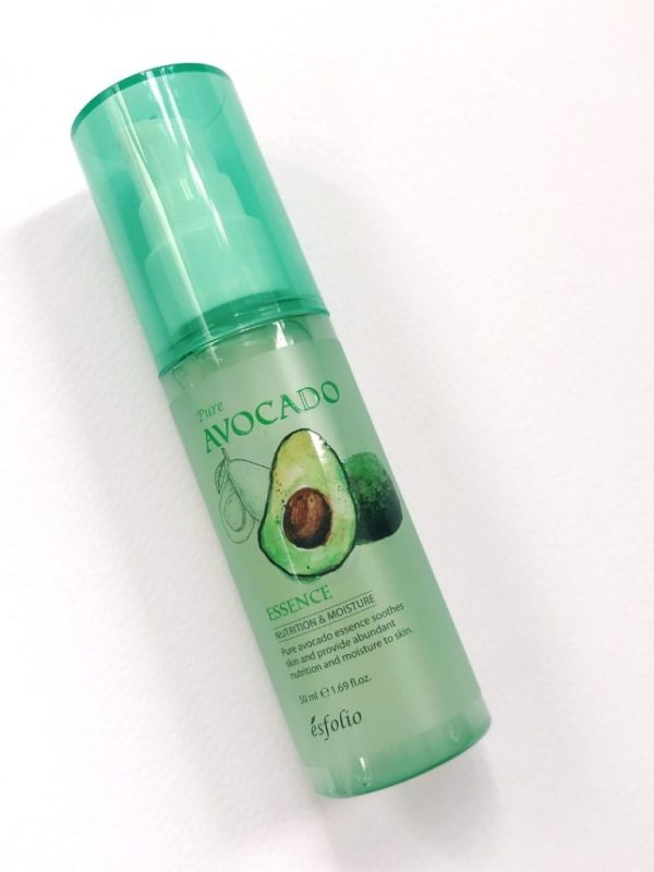 esfolio pure avocado essence