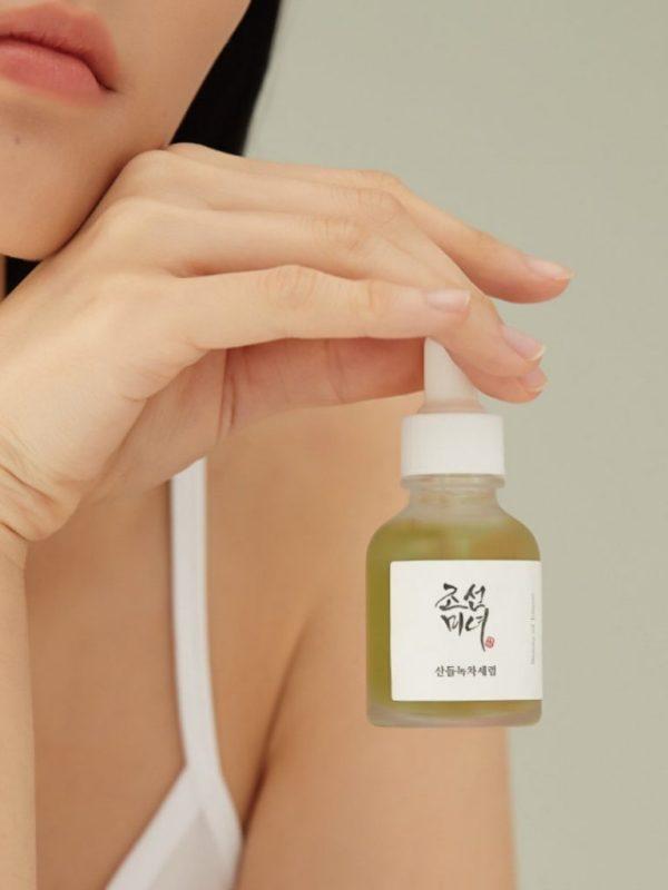 calming serum beauty of joseon