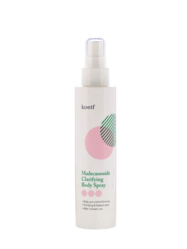 koelf madecassoside body spray