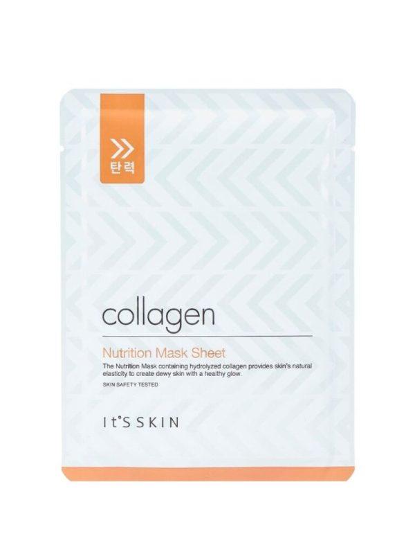 collagen nutrition mask sheet its skin