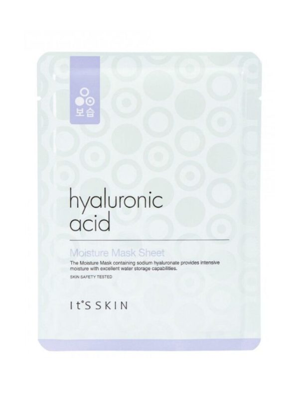 hyaluronic acid mask sheet its skin