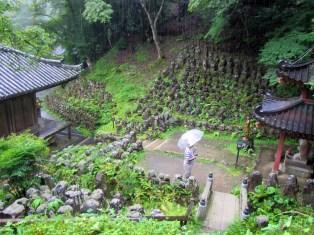e 365. 17jul. Arashiyama-Otagi Nenbutsuji