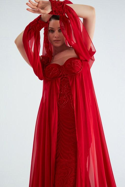 Barrus London Kına Elbisesi