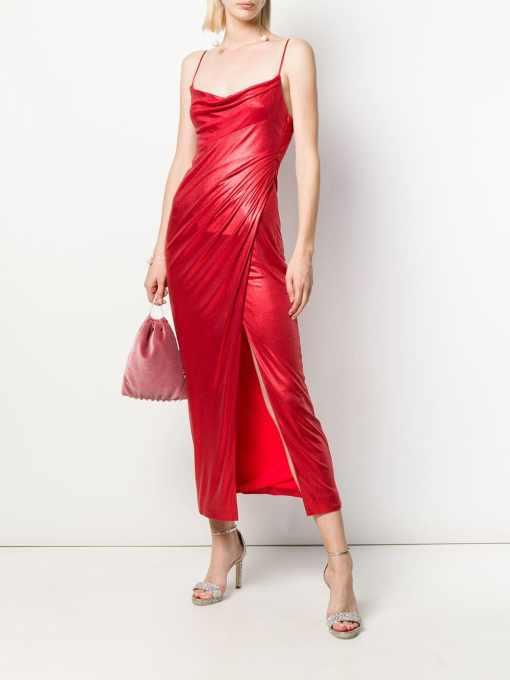 Galvan London Kırmızı Kiralık Elbise
