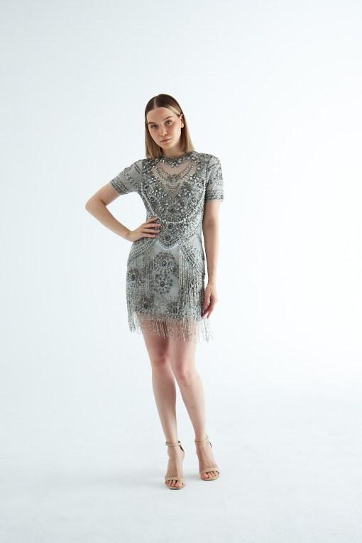 Cengiz Sarıkçıoğlu Nişan Elbisesi