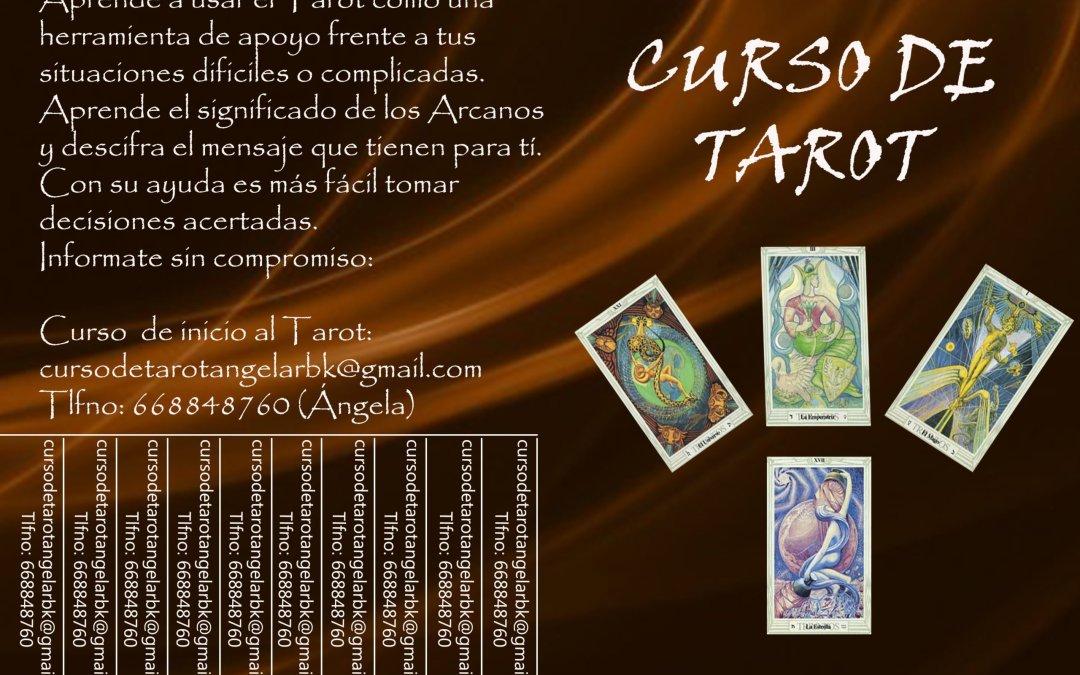 Un nuevo proyecto…Taller/Curso de Tarot