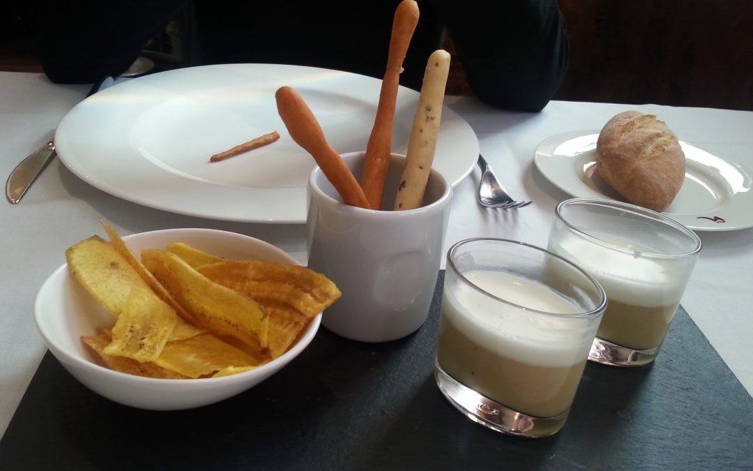 Comida de hermanas en… Piñera Restaurante