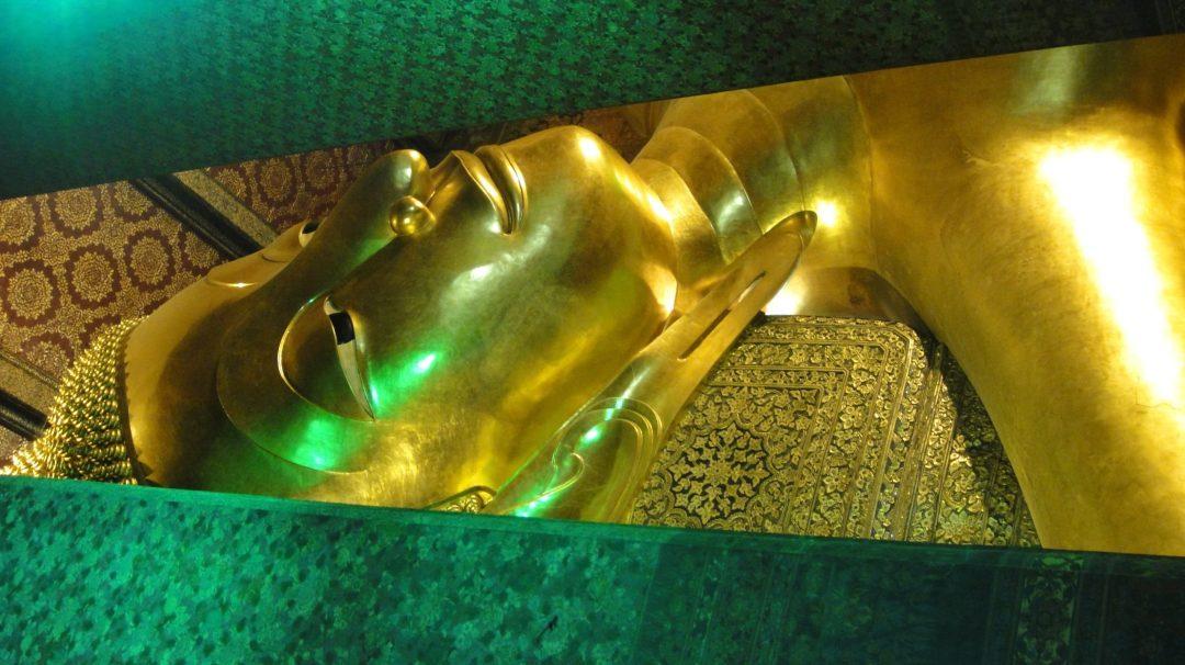 Buda reclinado - Bangkok
