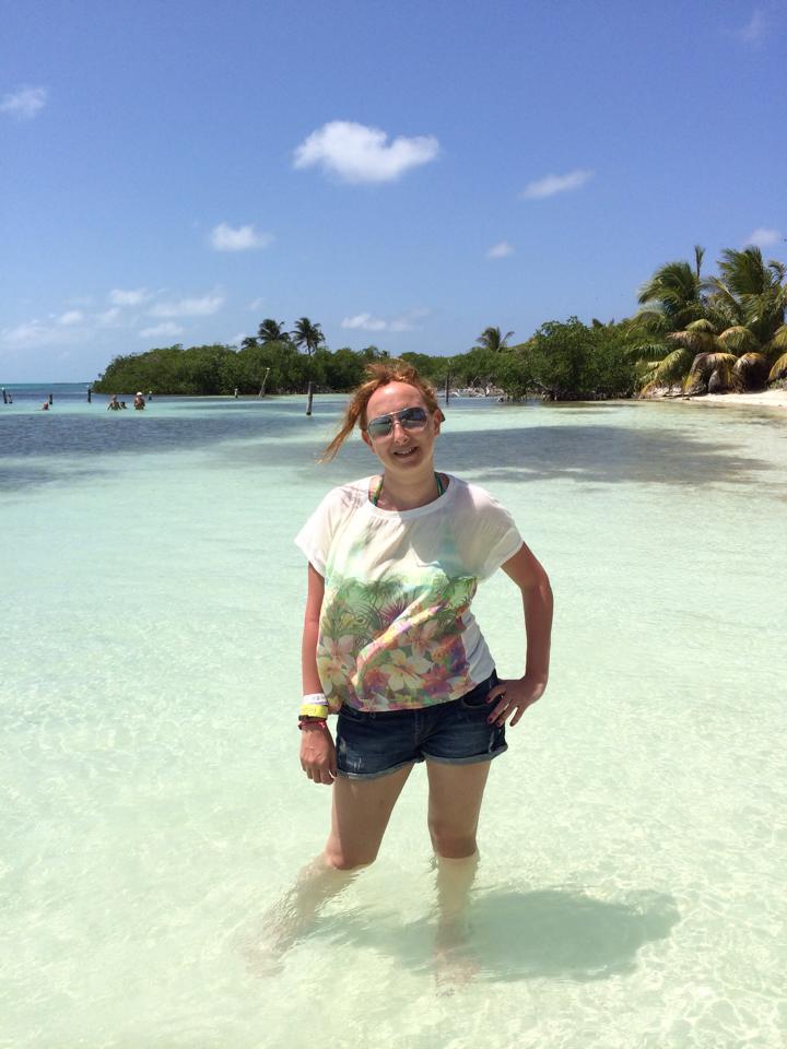 Disfrutando Isla Contoy - México