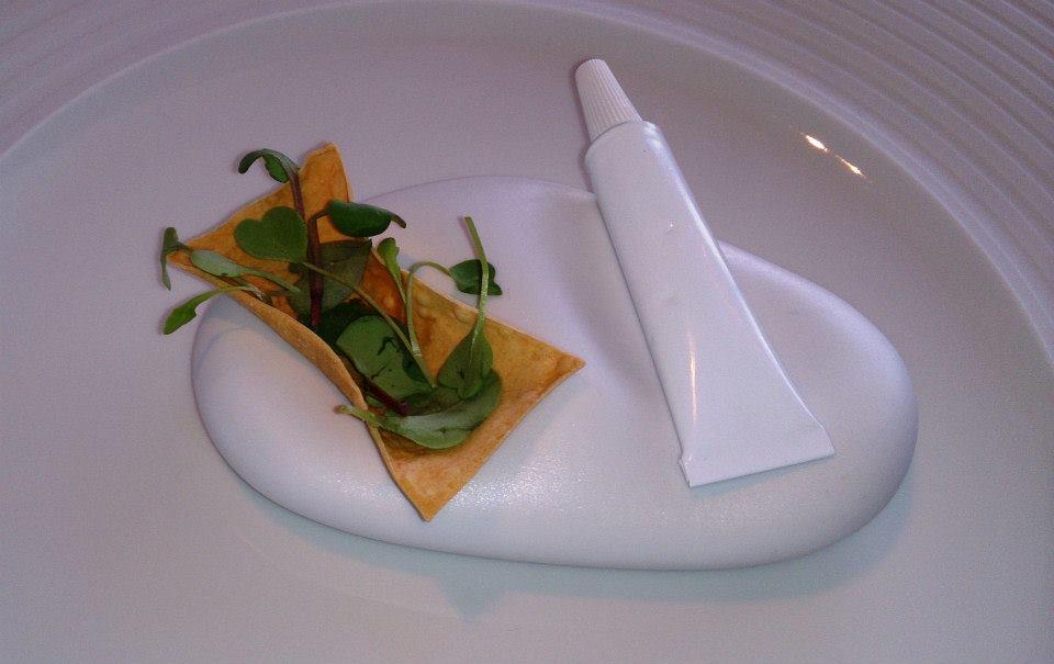 Mantequilla de aceite de oliva virgen - El Casino de Madrid
