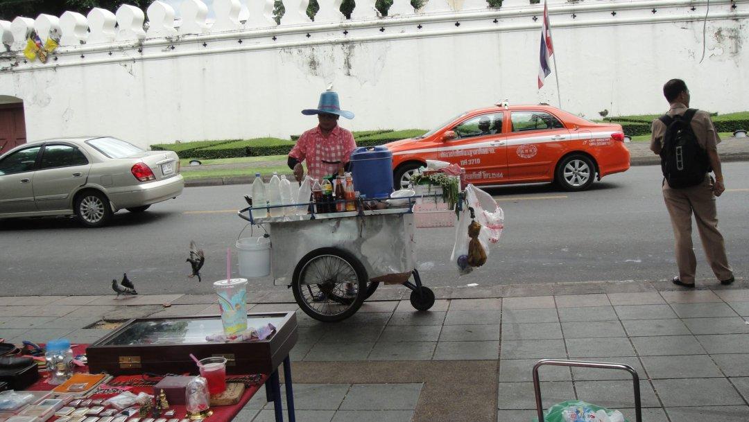 Paseando por Bangkok