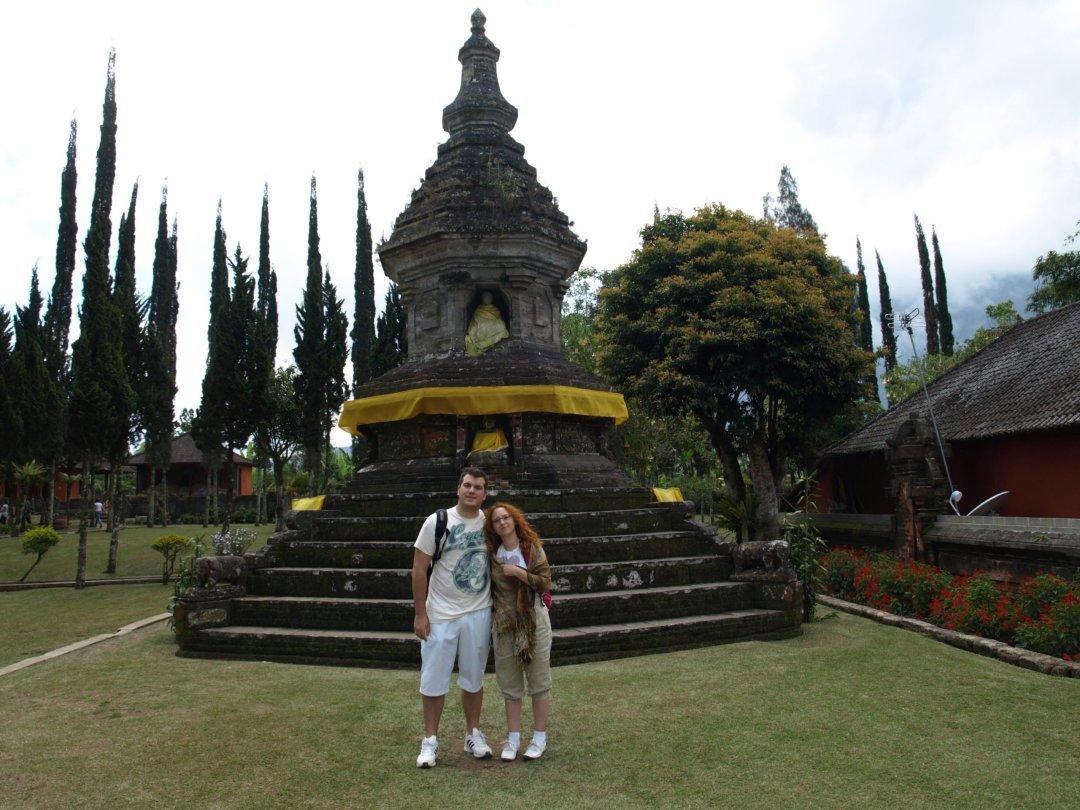 Templo Pura Ulun Danu III