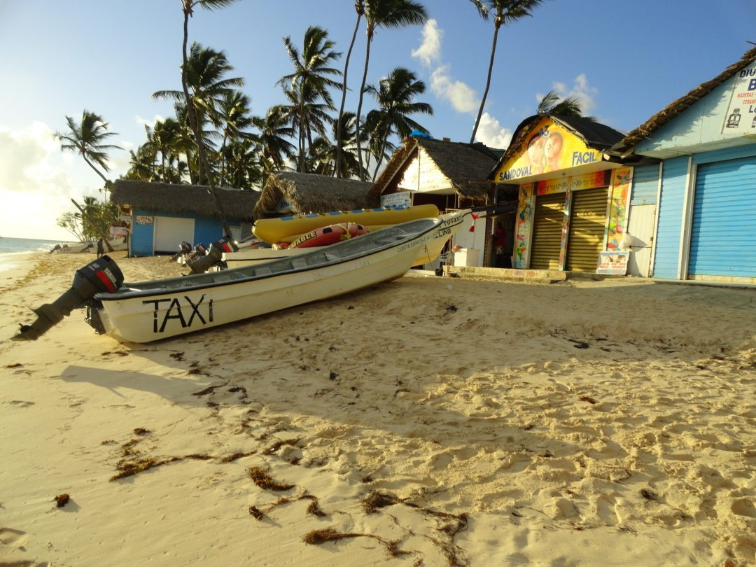 Zona Corte Inglés - Playas de Punta Cana
