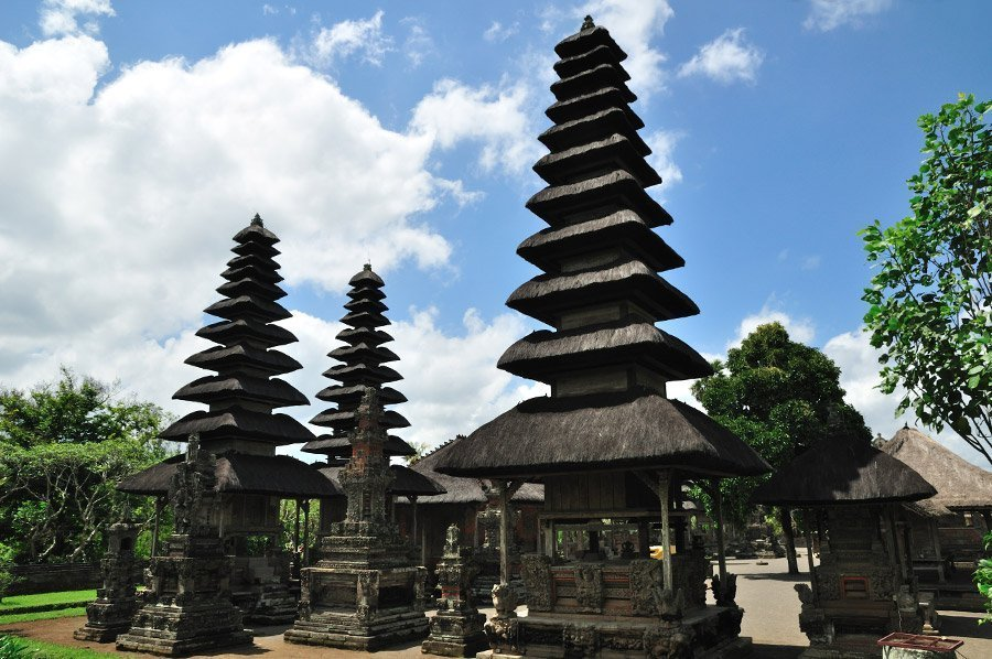 Templo Taman Ayun en Bali