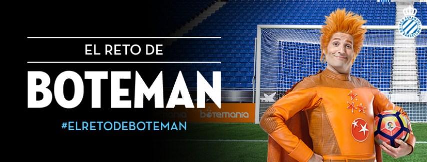 El Reto de Boteman