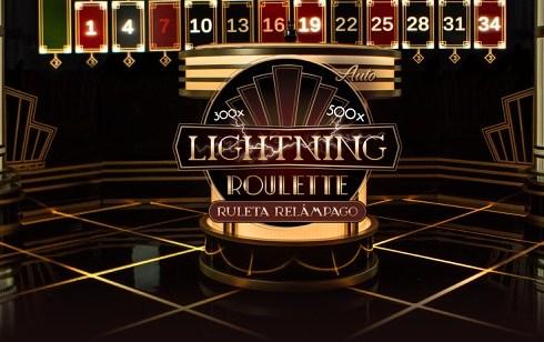 Descubre Lightning Roulette