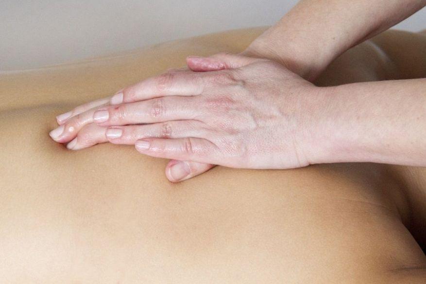masaje beneficios alimentación cíclica