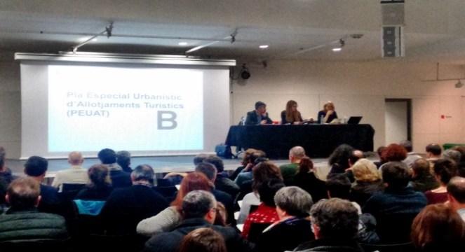 El plan especial urbanístico sobre alojamientos turísticos de Barcelona (PEUAT)