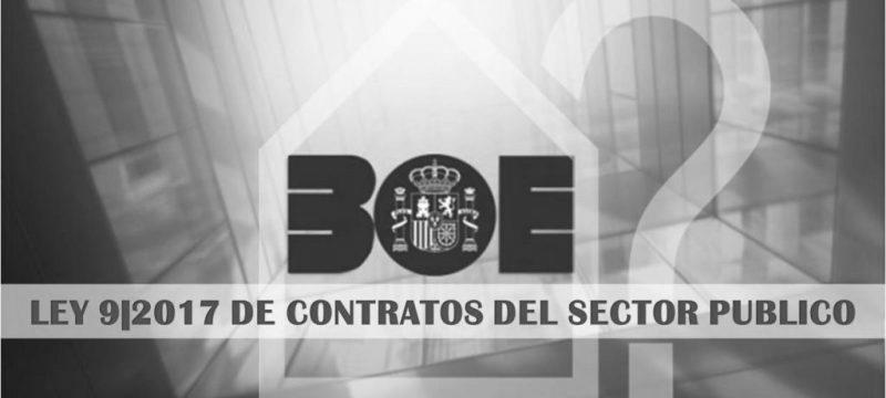¿Qué son los contratos del sector público?