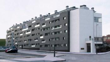 vivienda de protección oficial