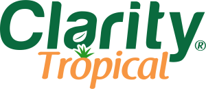 LOGO CLARITY TROPICAL