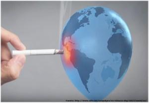 El tabaco amenaza el desarrollo