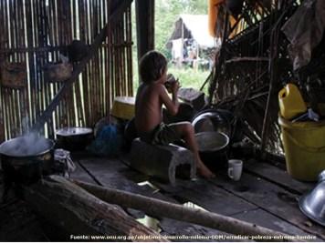 Desigualdad hambre y desnutrición