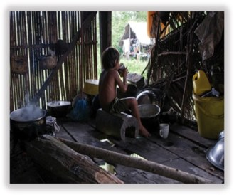 Desnutrición infantil en Panamá