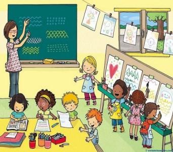 El derecho de los niños panameños a la educación